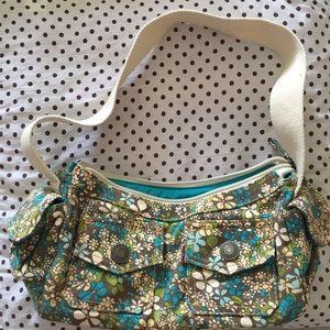 Levi's Small Floral Purse Bag